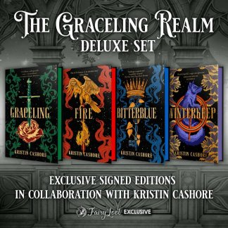 FairyLoot Graceling Deluxe Set